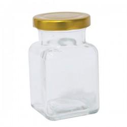 Stiklainis 150ml + dangtelis