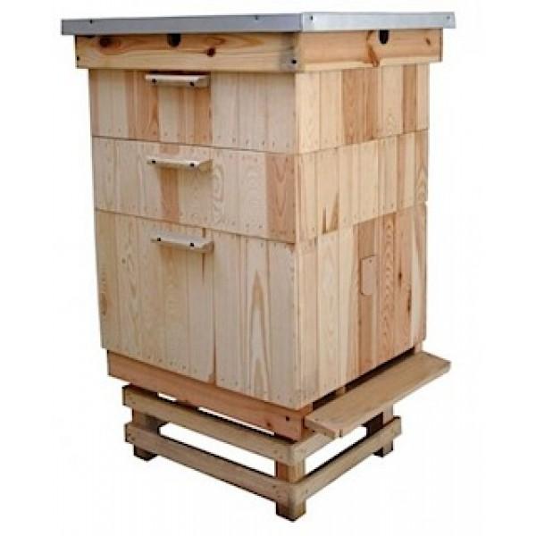 Eco 10 korpusinis avilys (1+2 x ½)