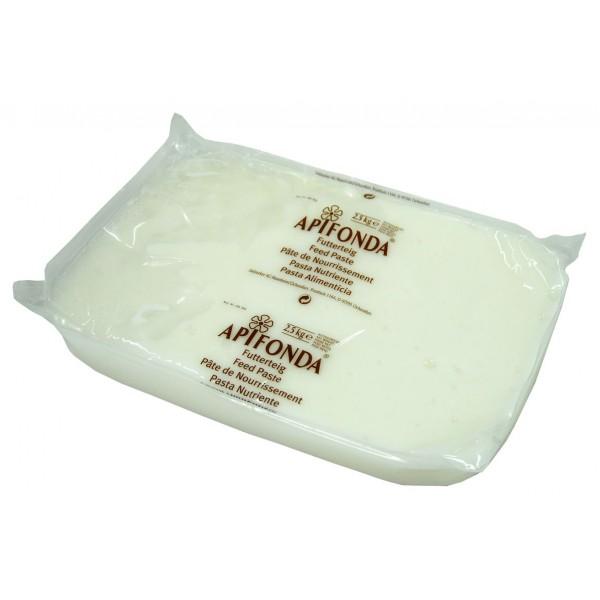 Kandi tešla Apifonda 2,5kg maišelis