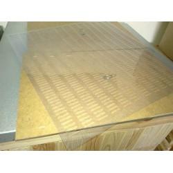 Tvorelė plastikinė horizontali