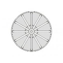 Medsukiai radialiniai